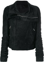 Rick Owens double-breasted zip jacket
