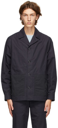 Norse Projects Navy Mads 60/40 Jacket