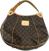 Louis Vuitton Galliera Brown Plastic Handbags