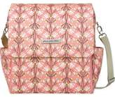 Petunia Pickle Bottom Boxy Backpack Diaper Bag in Blissful Brisbane