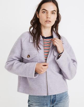 Madewell Johnsville Sweater Jacket