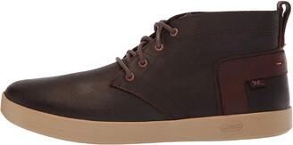 Chaco Men's Davis Mid Leather Lace Up Boot