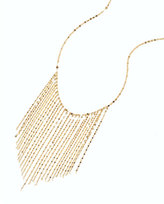 Lana 14k Long Fringe Necklace