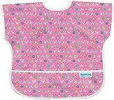 Bumkins Junior Bib - Polyester - Pink Chevron