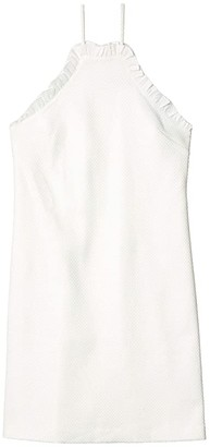 Trina Turk Visitor Dress (White Wash) Women's Dress