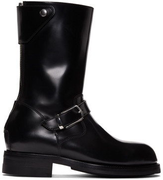 Paul Smith Black Bethnal Boots