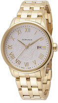 Versace Business Collection VQS060015 Men's Stainless Steel Quartz Watch