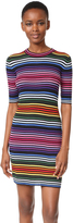 Marc Jacobs Rainbow Sweater Dress