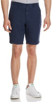 BOSS Crigan Linen Straight Fit Shorts