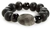 Chan Luu Women's Semiprecious Stone Stretch Bracelet