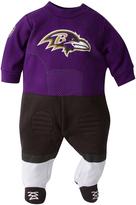 Gerber Baltimore Ravens Uniform Footie - Infant