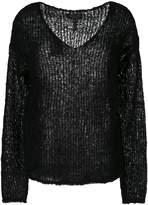 Rag & Bone V-neck knitted top