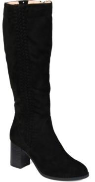 Journee Collection Women's Wide Calf Gentri Boot Women's Shoes
