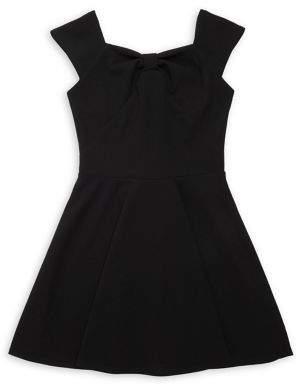 Sally Miller Girl's Sleeveless Flared Dress