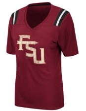 Colosseum Women's Florida State Seminoles Rock Paper Scissors T-Shirt