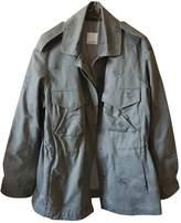 BOSS Khaki Cotton Jacket for Women