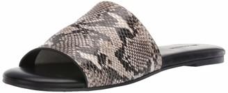 206 Collective Amazon Brand Women's Honn Leather Sandal