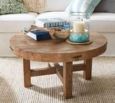 Pottery Barn Marietta Round Coffee Table
