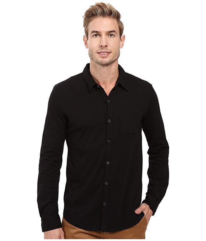 b17bb44b711 Button Front Jersey Shirts - ShopStyle