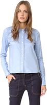 Veronica Beard Porto Picot Shirt
