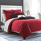 Nautica Mainsail Red Twin Comforter Set