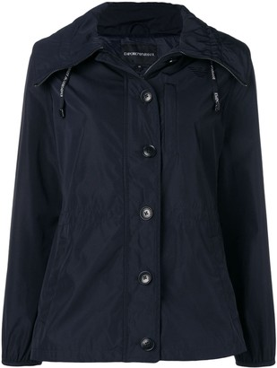 Emporio Armani hooded jacket
