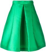 P.A.R.O.S.H. tulip skirt - women - Silk/Polyester/Acetate/Viscose - M