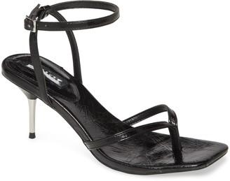 Topshop Radiant Ankle Strap Sandal
