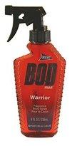 Parfums de Coeur Bod Man Warrior Fragrance Body Spray for Men, 8 Ounce by