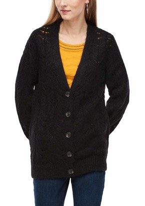S'Oliver Women's 120.10.010.17.150.2043400 Cardigan Sweater