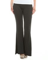 Bellino Charcoal Flare Lounge Pants