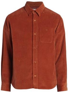 Kenzo Button-Front Casual Shirt