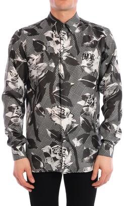 Christian Dior Floral Print Shirt