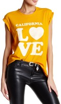 The Laundry Room California Love Rolling Tee