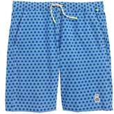 Psycho Bunny Honeycomb Board Shorts