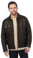 Mantaray Brown Biker Jacket