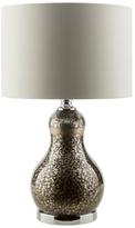 Surya Carmichael Gourd Table Lamp