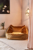 Urban Outfitters Cooper Velvet Lounge Chair