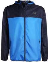 New Balance Windcheater Sports Jacket Electric Blue