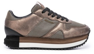 Pepe Jeans Zion Mesh Trainers