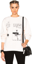 Enfants Riches Deprimes Devil May Care Sweatshirt
