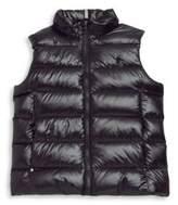 Ralph Lauren Little Girl's & Girl's Quilted Down Vest