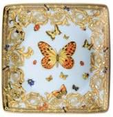 Versace Le Jardin Square Dish 12cm