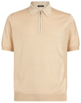 Stefano Ricci Cotton Polo Shirt