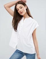 MiH Jeans Push Short Sleeve Shirt