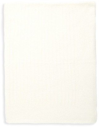 Barefoot Dreams Baby's Cozy Chic Light Ribbed Blanket