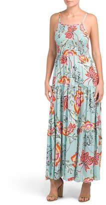 Juniors Adrianna Maxi Dress