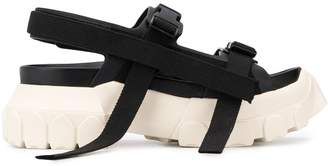 Rick Owens buckled sandals