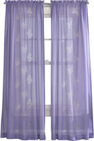 CHF Butterfly Lazer Rod-Pocket Sheer Panel