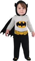 Rubie's Costume Co Batman Black & Gray Dress-Up Set - Infant